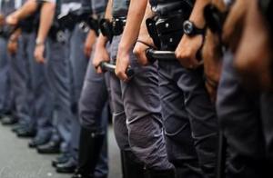 Militares estaduais - pena - prisão administrativa