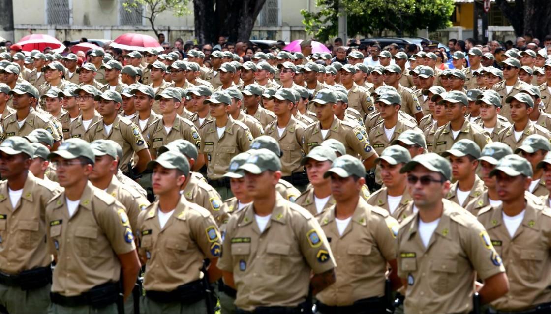 Militares estaduais