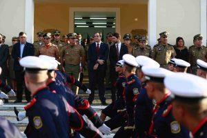 Curso de Formação da Polícia Militar e do Corpo de Bombeiros de PE - Foto Heudes Regis SEI II