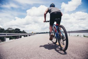 Pedalando com a PM - benefícios ciclismo