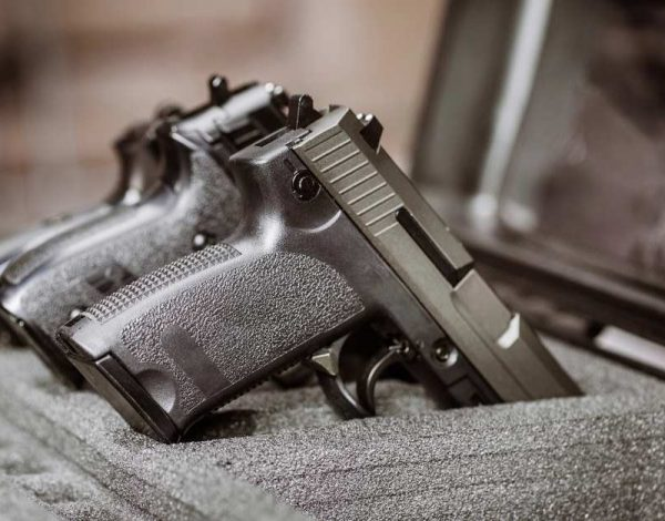 Posse de arma para policiais