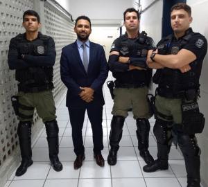Assessoria ao Militar Estadual - Ocorrência