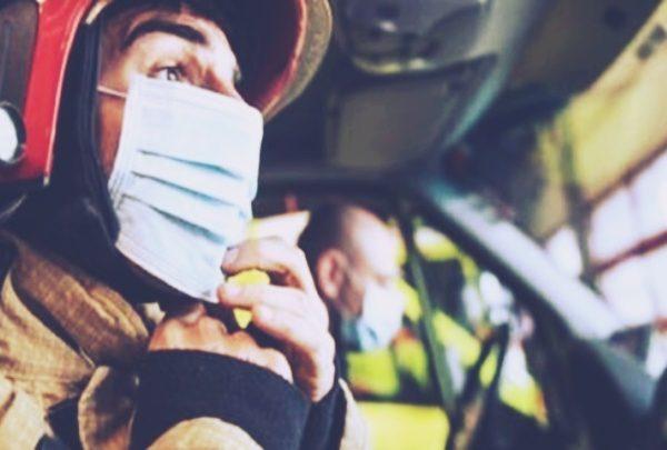 Como a pandemia altera a rotina de PMs e Bombeiros em Pernambuco