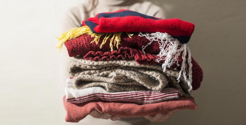 Campanha Doação de Cobertores